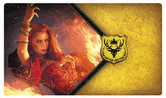 A Game of Thrones LCG: 2nd Edition - The Red Woman Playmat fantasy flight